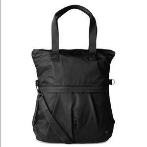 Lululemon Twice As Nice Tote Black